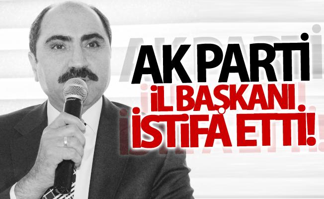 SON DAKİKA! AK Parti Van İl Başkanı istifa etti