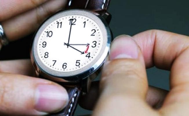 Yaz saati uygulaması ile ilgili flaş karar!