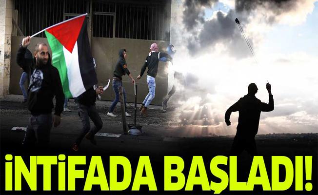 Filistin'de 3. intifada!