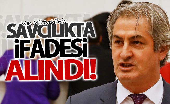 HDP Van Milletvekili Botan'ın ifadesi alındı