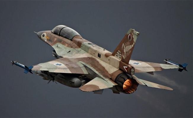 İsrail, İran üssünü vurdu