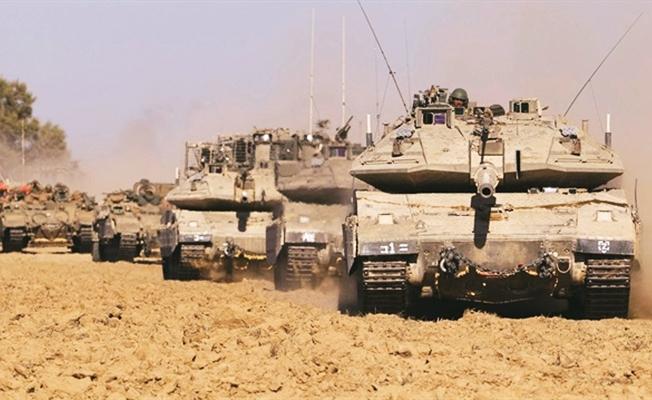 İsrail Lübnan'a savaş ilan etti!