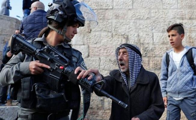 İsrail 'Öfke Cuması' için Kudüs'e asker yığdı
