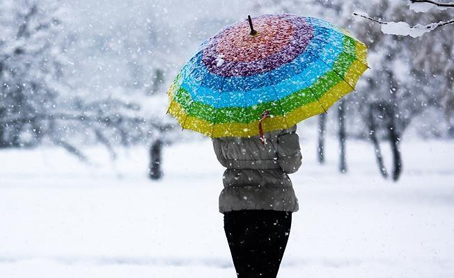 Meteoroloji'den kar yağışı uyarısı! Akşam bastıracak...