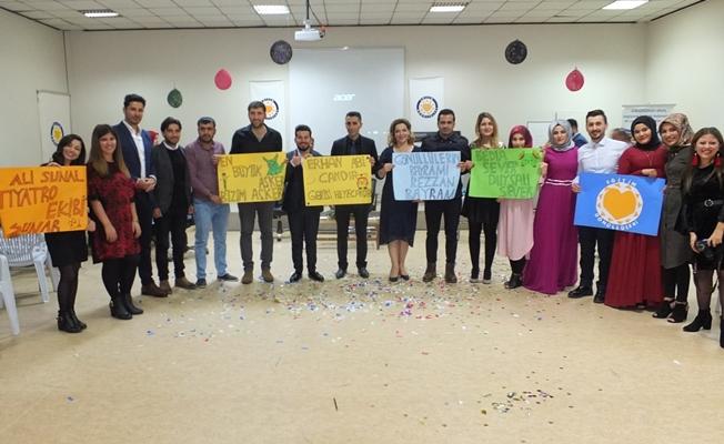 TEGV'den 5 Aralık Dünya Gönüllüler Günü etkinliği