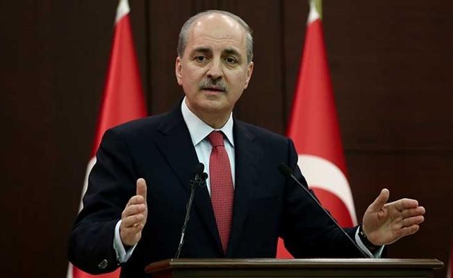 Bakan Kurtulmuş'dan HDP'ye flaş çağrı