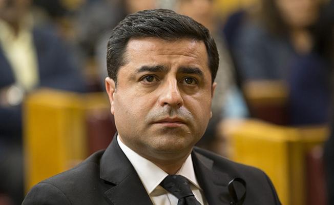 Demirtaş'tan flaş başkanlık açıklaması