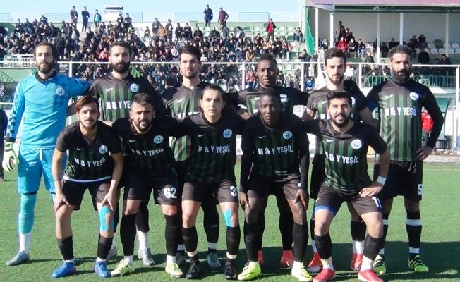 Erciş Gençlik Belediye Spor: 1 - Bağlar Belediyespor: 3