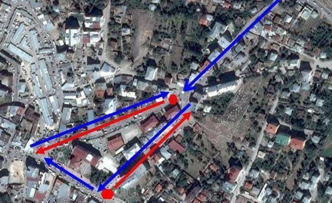 Erciş'te trafik düzenlemesi