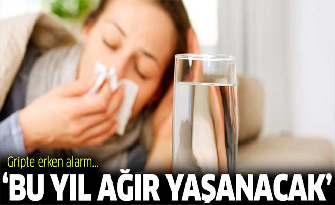 Grip Komisyonu Üyesi Prof. Dr. Ateş Kara'dan grip uyarısı