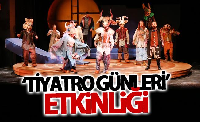Gürpınar'da 'Tiyatro Günleri' etkinliği