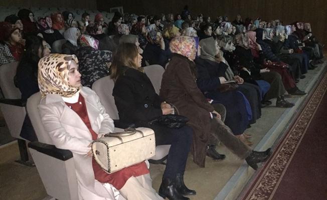 İpekyolu Belediyesinden 'Tüberküloz' konulu seminer