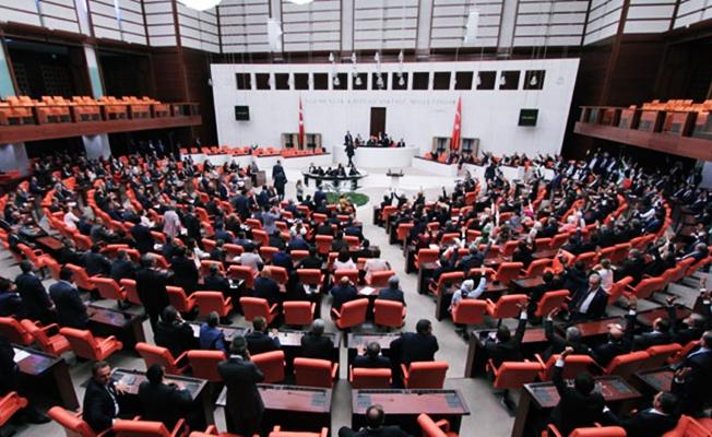 OHAL'in uzatılmasına ilişkin tezkere Mecliste