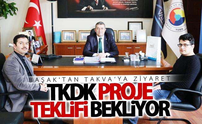 TKDK proje teklifi bekliyor