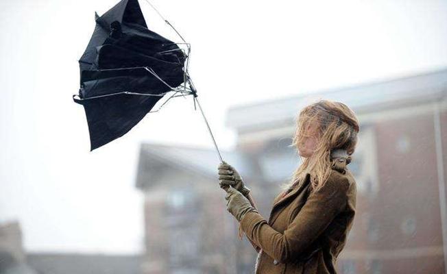 Türkiye'nin dört bir yanında fırtına alarmı