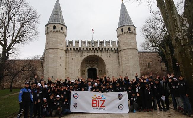 """Van'da """"Biz Anadolu'yuz"""" projesi"""