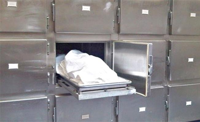 Asansör boşluğunda iki ceset bulundu