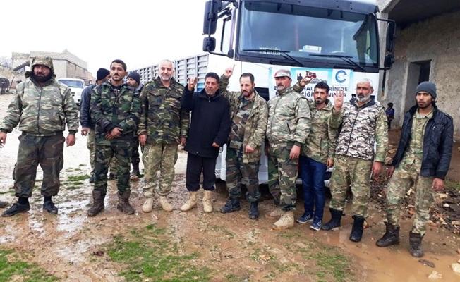 Edremit'ten Afrin operasyonuna destek!