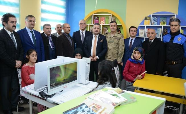 Şehit polisin ismi 'Z-Kütüphane'ye verildi