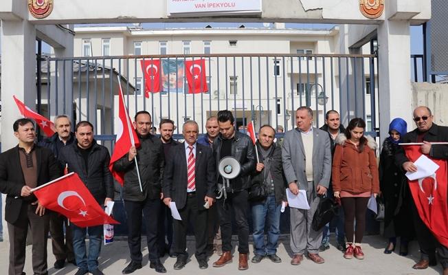 Türk Sağlık Sen'den Mehmetçiğe destek