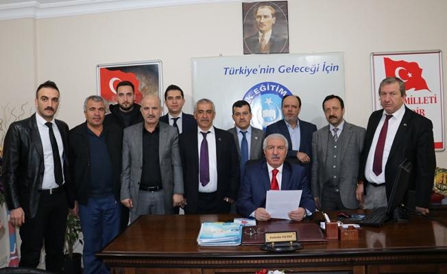 Türkiye Kamu-Sen'den Mehmetçiğe destek!