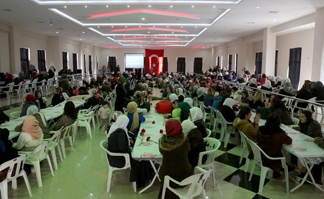 Gürpınar'da 'Kadınlar Günü' etkinliği