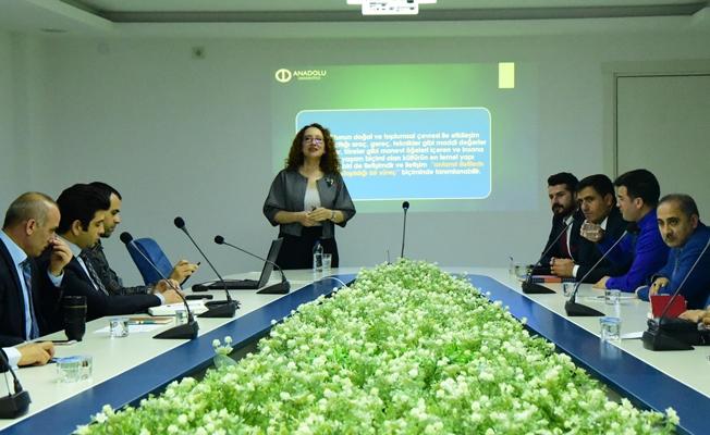İpekyolu Belediyesinde kurum içi iletişim eğitimi
