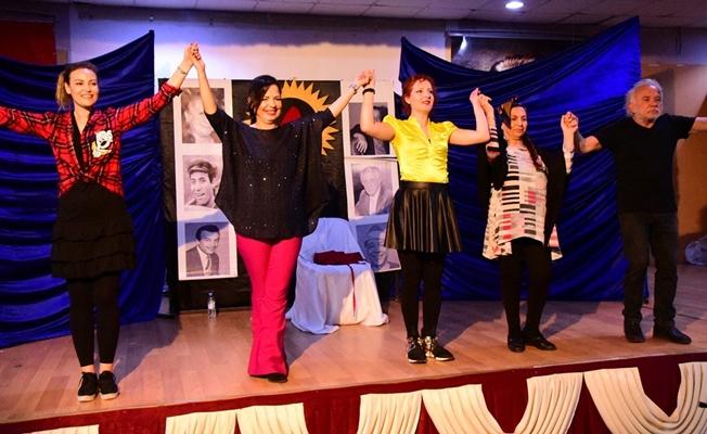 İpekyolu'nda 'Dünya Tiyatrolar Günü' etkinliği