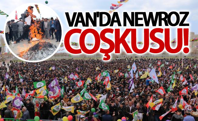 Van'da Newroz coşkusu