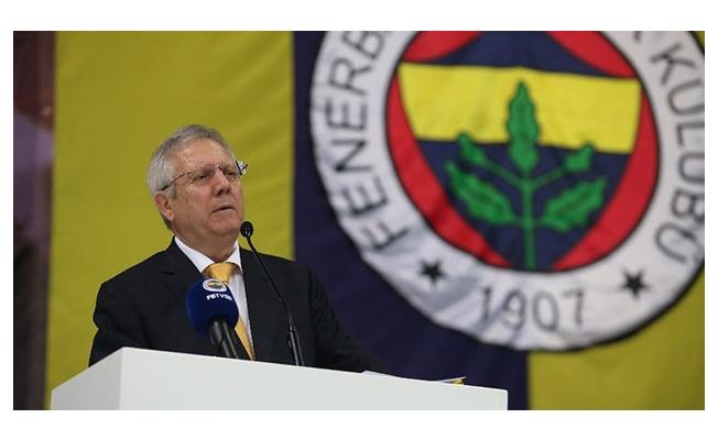 Aziz Yıldırım: 'Seçim statta yapılacak'