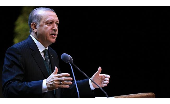 Cumhurbaşkanı Erdoğan'dan batı ülkelerine terör tepkisi