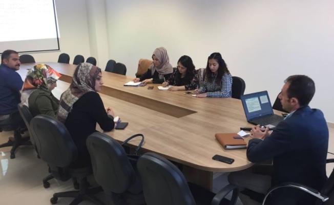 Edremit'teki ADEM sorumlularına seminer