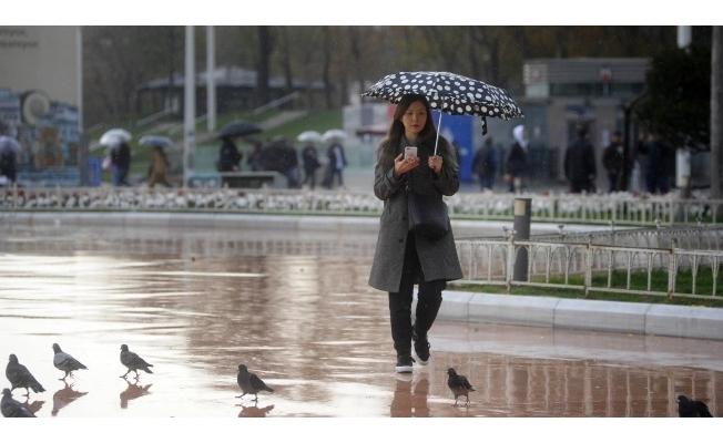 Meteoroloji'den sağanak uyarısı 7 Nisan