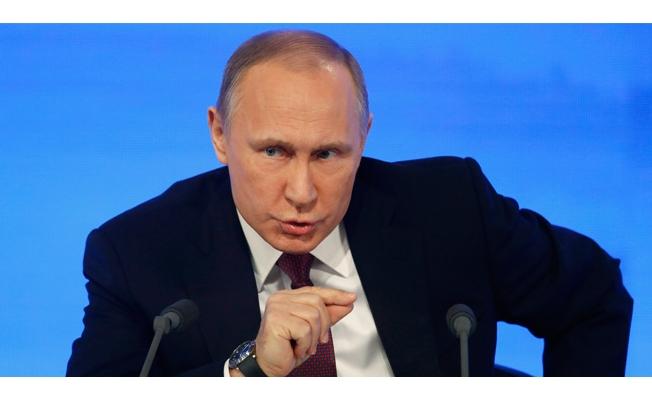 Rusya Devlet Başkanı Putin, BMGK'yı acil toplantıya çağırdı