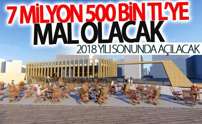 """Vali Zorluoğlu: """" Projenin toplam bütçesi 7 milyon 500 bin TL"""""""