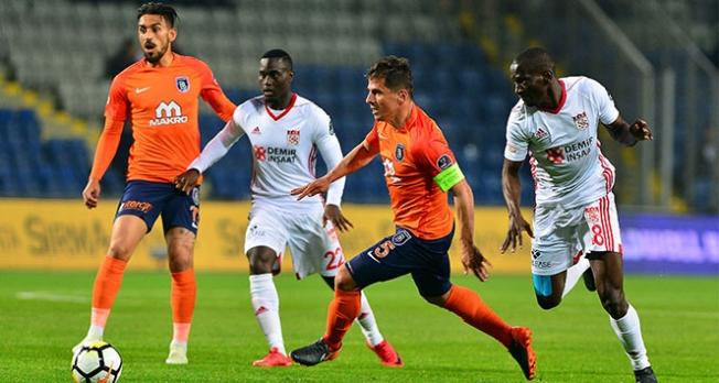 Başakşehir 1-1 Sivasspor