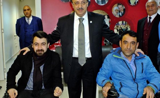 Başkan Türkmenoğlu'ndan 'Engelliler Haftası' mesajı