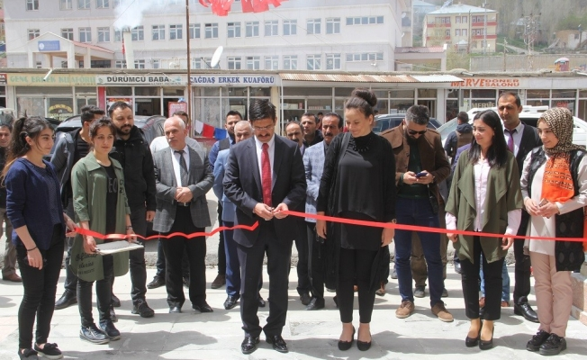 Belediye Başkan Vekili Öztürk'ten kermes açılışı