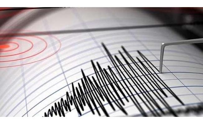 Bitlis'te deprem