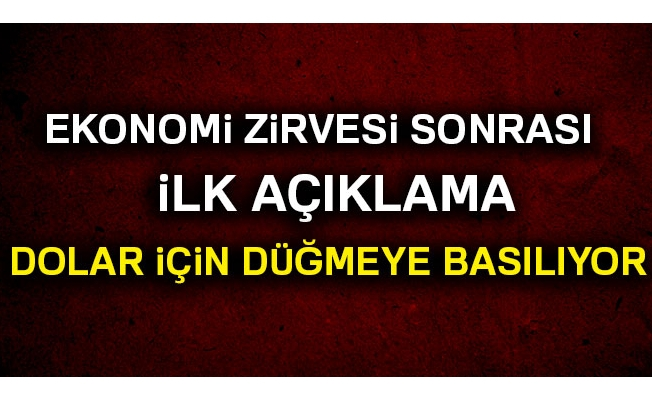 """Cumhurbaşkanlığı: """"Mali disiplinden asla taviz verilmeyecek"""""""