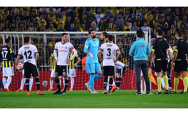 Kupa maçına çıkmayan Beşiktaş'ı ağır cezalar bekliyor
