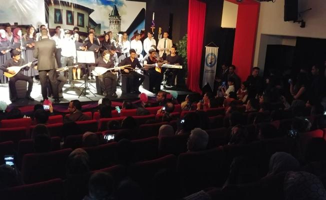 Tuşba'da yılsonu etkinliği düzenlendi