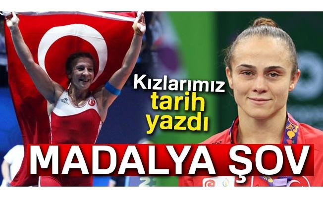 Yasemin Adar ve Elif Jale Yeşilırmak, Avrupa şampiyonu oldu