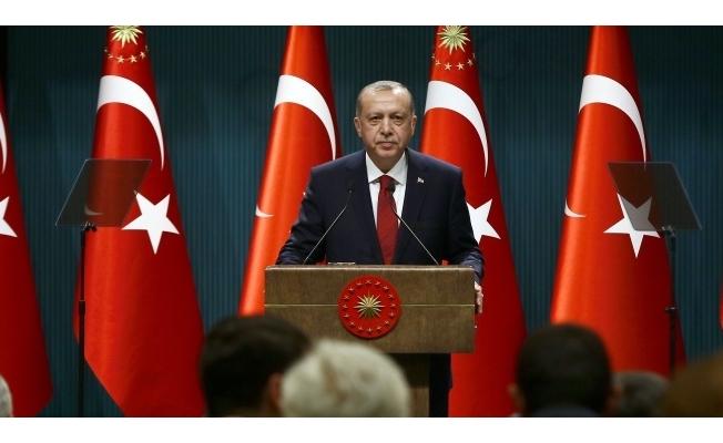 Cumhurbaşkanı Erdoğan:'Bunların fikri neyse zikri odur'