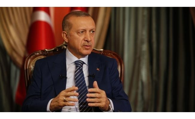 Cumhurbaşkanı Erdoğan: Kimse diğeri üzerinde tahakküm kurmayacak