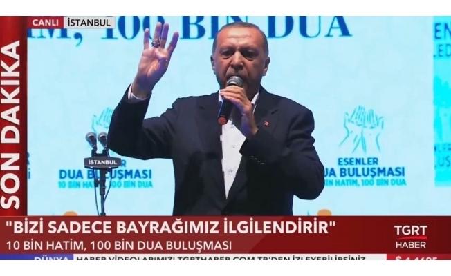 Erdoğan'dan Kurz'a tepki: Kendine çeki düzen ver