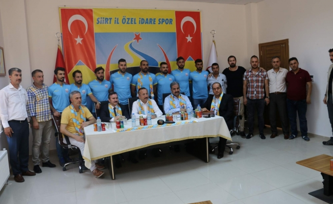 Siirtspor 10 futbolcu transfer etti