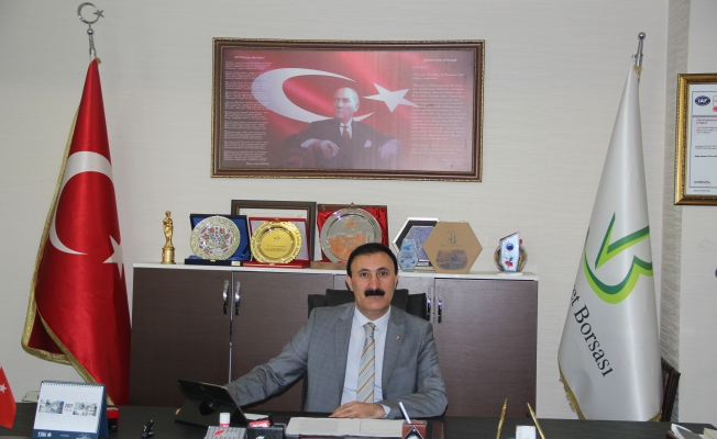 Başkan Süer'den 'Basın Bayramı' mesajı