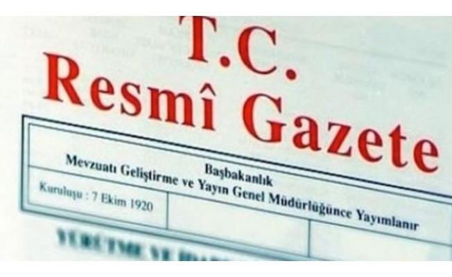 Kesin seçim sonuçları Resmi Gazete'de yayımlandı