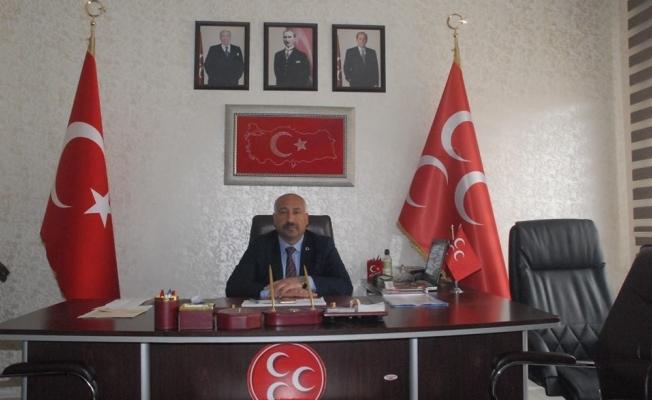 MHP Van İl Başkanı Güngöralp'tan '15 Temmuz' mesajı